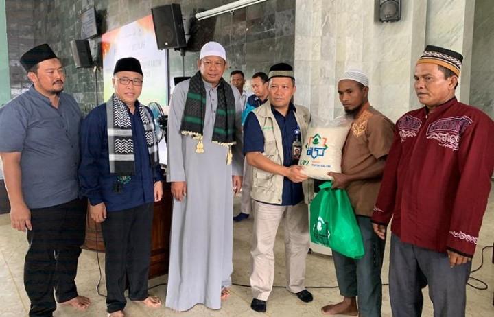 Gandeng Yayasan Baiturrahman, UPZ Baznas Pupuk Kaltim Bina Mualaf se-Kota Bontang