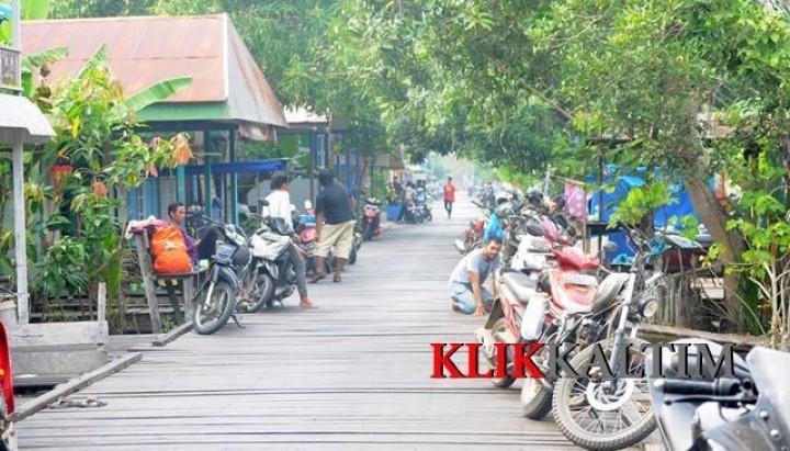 185 Kampung di Kutai Barat Sudah Terima Dana Desa