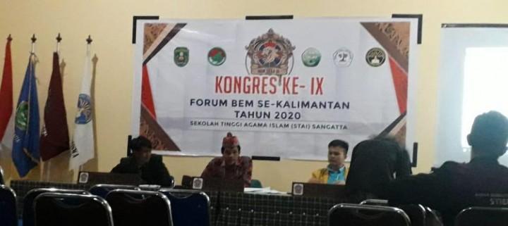 Kongres BEM se-Kalimantan, Berikut Poin Tindak Lanjut yang Telah Disahkan dalam Sidang