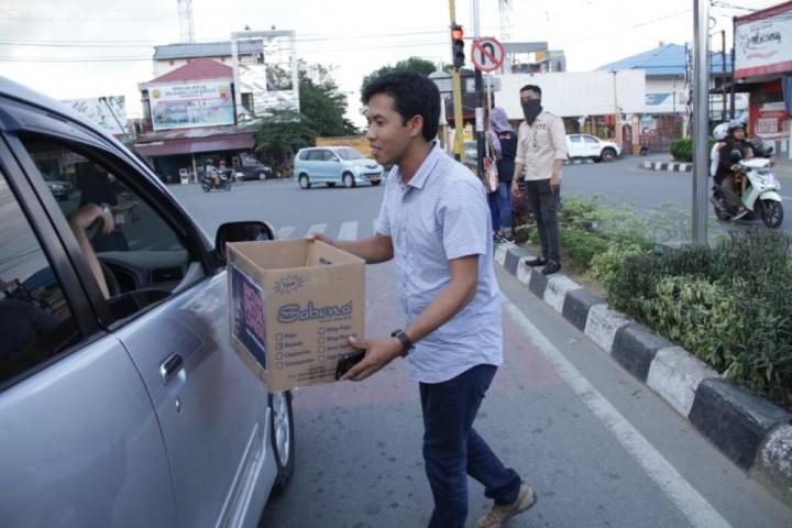 FJB untuk Lombok; Dua Jam Kumpulkan Rp4 Juta