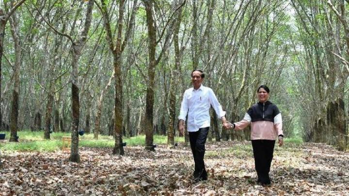Presiden Jokowi Heran Ada Durian Mahal, Rasa Tak Enak