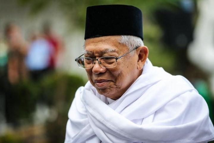 Ma'ruf Amin Targetkan Kemiskinan Turun Jadi 0 Persen