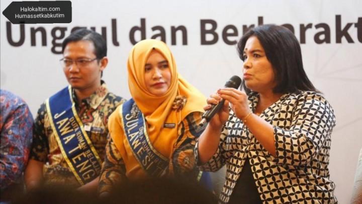 Disdik Kutim Masuk 10 Besar Anugerah Kihajar