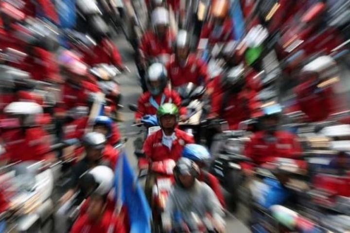 Buruh Bakal Demo Tuntut Pengusaha Bayar THR dan Gaji Penuh