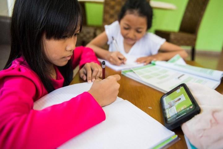 Dampak Covid-19, Sistem Belajar Online Tak Berlaku Di Malahing