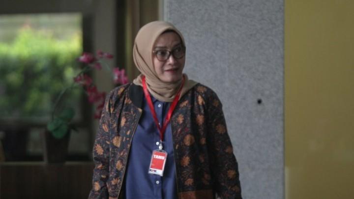 Jokowi Berhentikan Komisioner KPU Evi Novida dengan Tidak Hormat