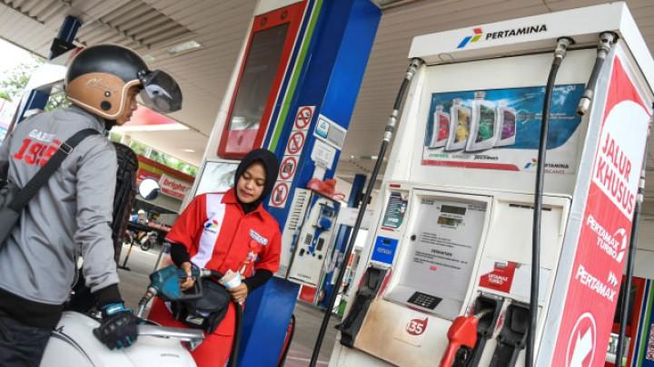 Jokowi Minta Harga BBM Segera Diturunkan
