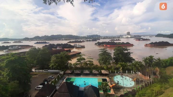 Syahbandar Samarinda Larang Kapal Berbendera Malaysia Sandar di Pelabuhan
