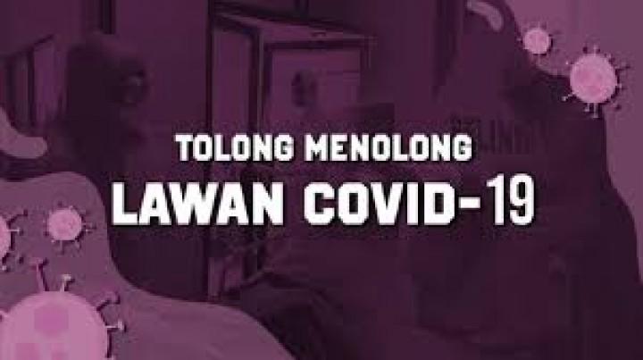 Warga Bontang Bersatu Lawan COVID-19