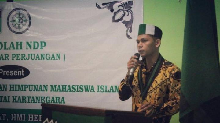 Forum TJSP Berikan Bantuan Rp 20 Juta Mendapat Sorotan HMI Kutai Kartanegara