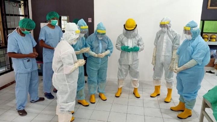 Kasus Positif Corona Meningkat, Samarinda Siapkan Diri Hadapi Puncak Pandemi