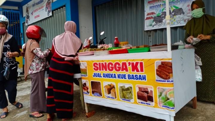 Menikmati Kudapan Khas Sulsel di Lok Tuan, Serasa di Kampung Halaman