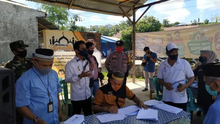 RMC Menjadi Yayasan, Rahmad Buat Kartu ATM untuk Penerima Bantuan