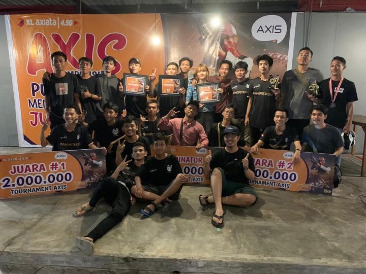 Victim KW juarai Turnamen Online VOX.ID