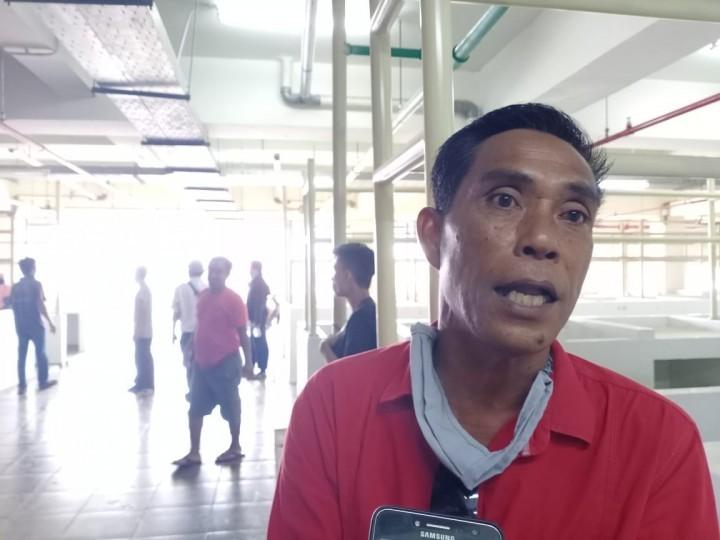 76 Lapak Ikan di Pasar Rawa Indah Mulai Ditempati