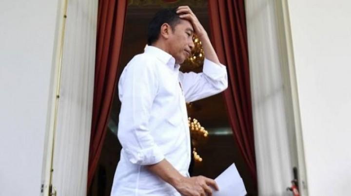 Jokowi Ngomel, Kinerja Menterinya Biasa Aja Tangani Covid-19