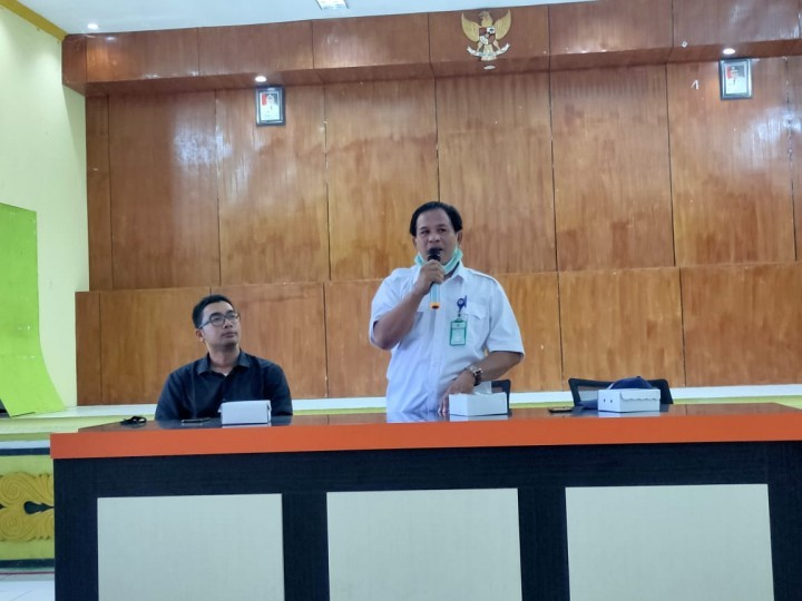 Gelar Sosialisasi, Plt Camat Usman Imbau PNS di Bontang Selatan Segera Daftar BPJS Ketenagakerjaan