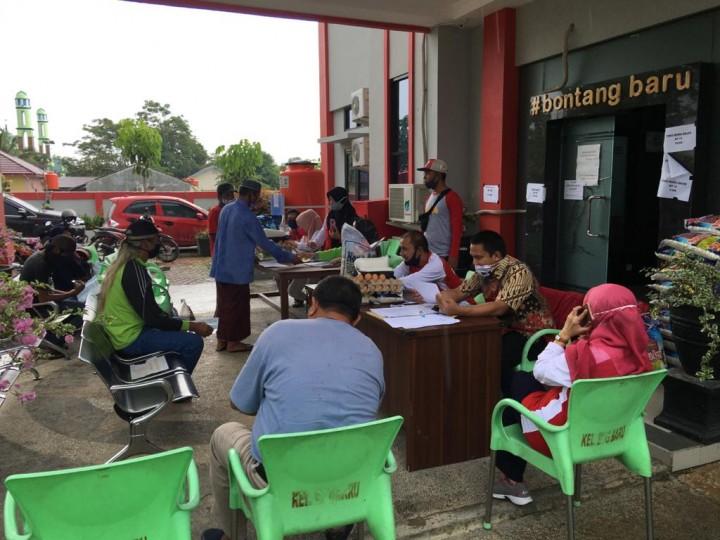 Jatah BLT dari Pemkot Habis, Kelurahan Bontang Baru Lirik Perusahaan