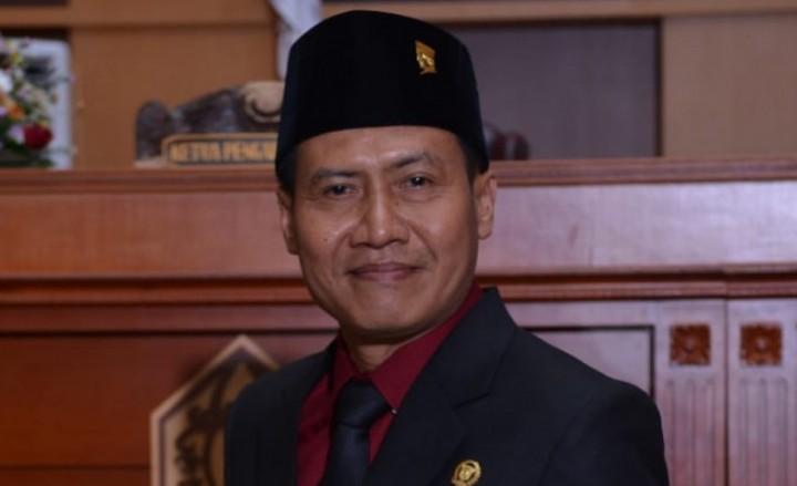 Ketua DPRD Samarinda Siswadi Meninggal Dunia
