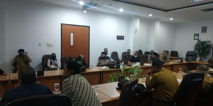 Pedagang Berebut Lapak di Lantai Dasar, Dewan Pastikan Pengundian Tanpa Kecurangan