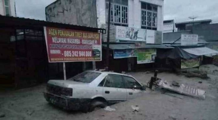 Pemkot Bontang Sanggupi Salurkan Bantuan Kemanusiaan untuk Korban Banjir Masamba