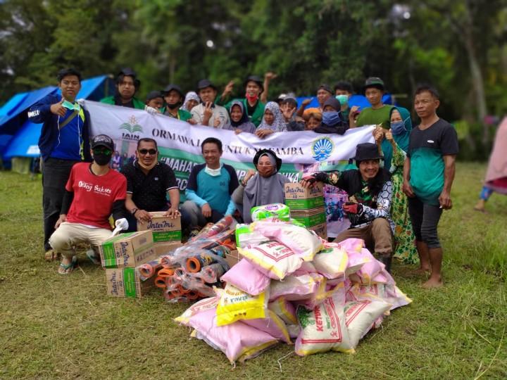 Terima Kasih Bontang, Hasil Galang Dana Sudah Mulai Disalurkan ke Korban Banjir Masamba