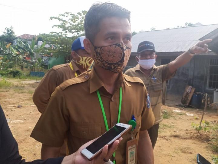 Banjir Akibat Pembangunan Pasar Lok Tuan, Kelurahan Usul Segera Rehab Parit