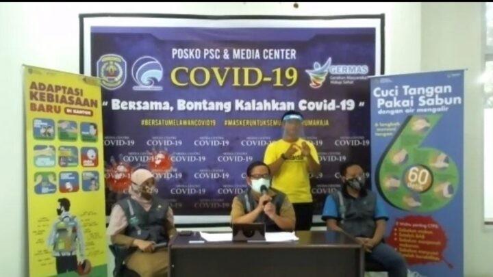 Rekor! Dalam Dua Hari Ada 30 Kasus Tambahan Covid-19 di Bontang
