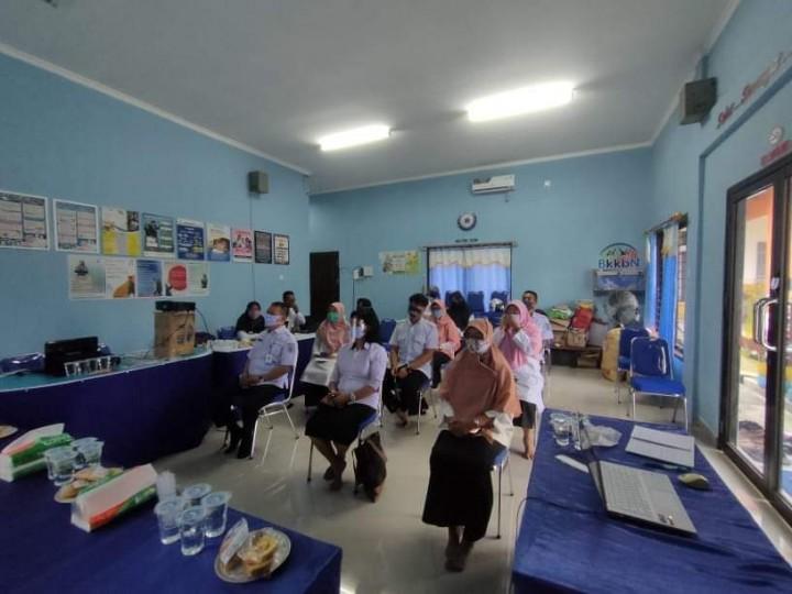 DPPKB Bontang Gunakan Aplikasi SiLiLi, Mudahkan Koordinasi Kader Penyuluh se-Nasional