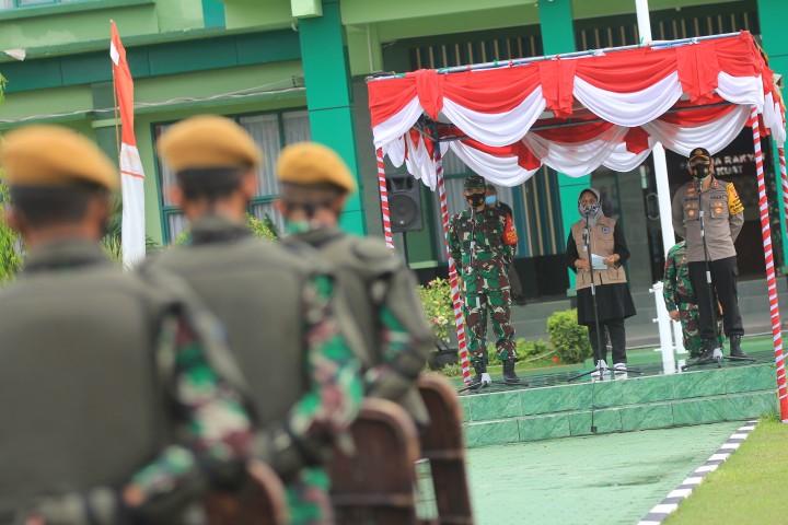 Pengamanan Berlapis Amankan Pilkada Bontang