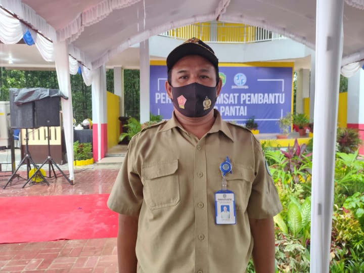 Samsat Pembantu Hadir di Bontang Selatan, Plt Camat : Terima Kasih Pak Gubernur