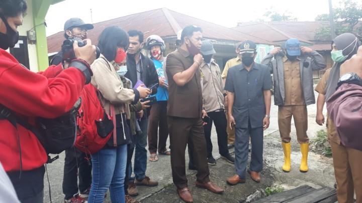 Amir Tosina Jadwalkan Panggil Perusahaan Pemilik Pipa di Saluran Drainase