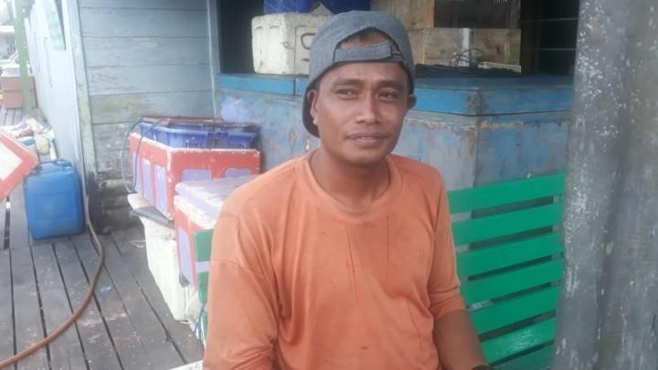 Ancaman Gelombang Tinggi, Nelayan Bontang Tetap Nekat Melaut