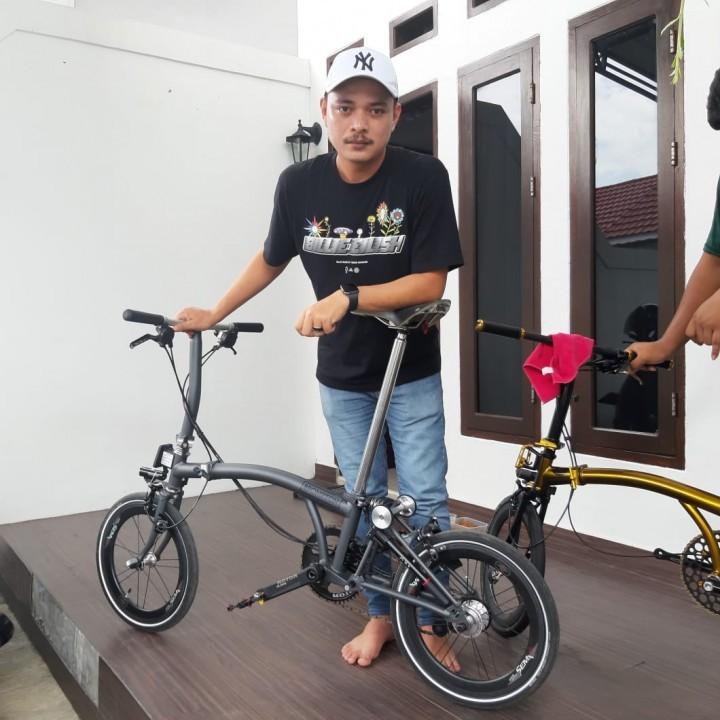 Ngerasain Naik Sepeda Seharga Rp 40 Juta, Apa Sih Bedanya?
