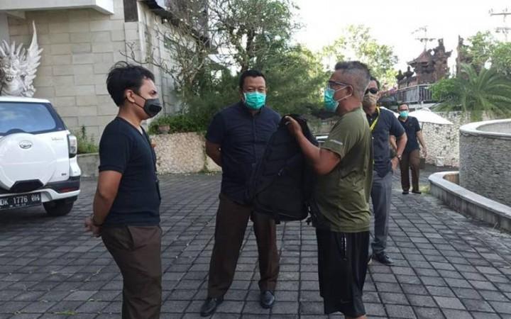 Tim Tabur Kejaksaan Tangkap Buronan Kasus Korupsi Dana Pensiun PKT