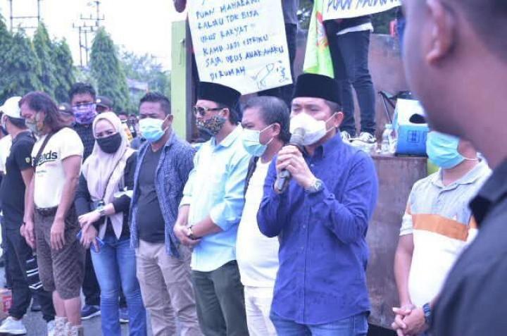Tolak Omnibuslaw, DPRD Bontang Bakal Surati Presiden Jokowi