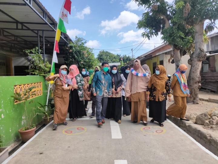 Wakili Kelurahan Tanjung Laut, Tanaman Toga jadi Andalan RT 19