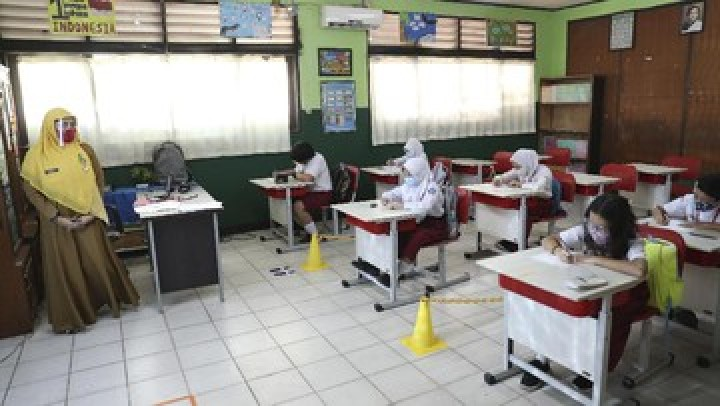 Disdikbud Bontang Persiapkan Belajar Tatap Muka Januari; Saparuddin : Tergantung Kesepakatan Orang Tua Murid
