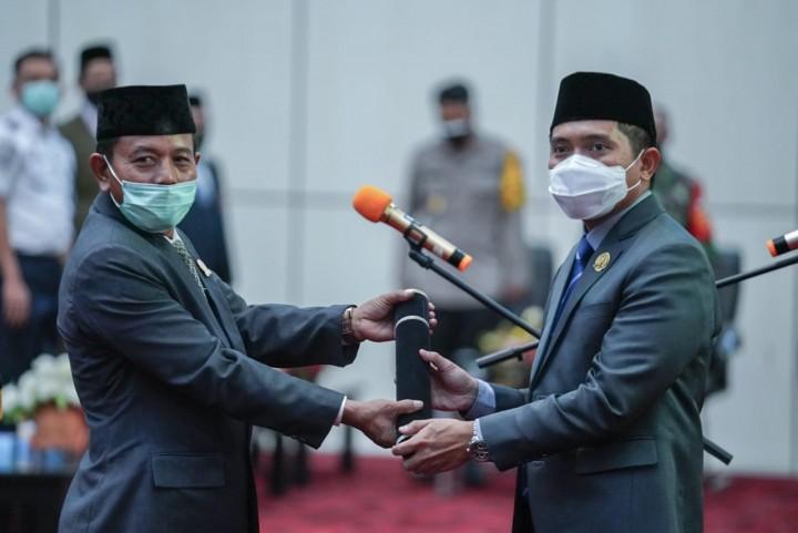 DPRD Bontang Gelar Rapat Paripurna PAW Anggota Dewan dari Partai Gerindra