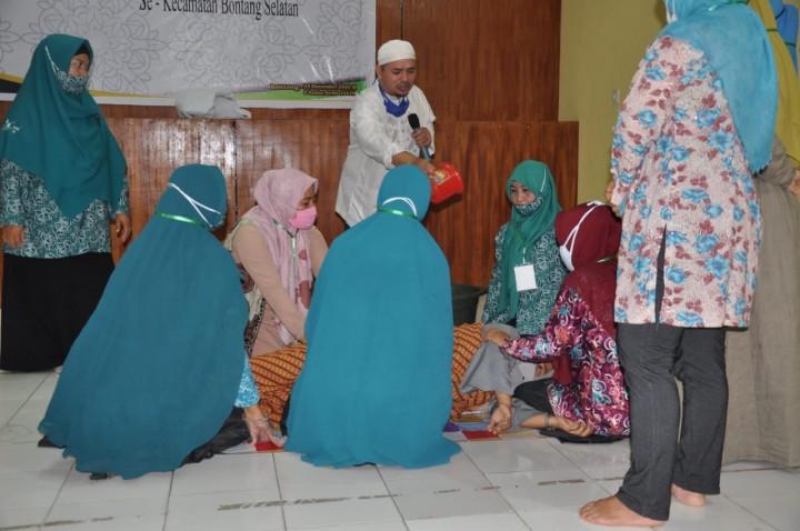 Gandeng Kecamatan Bontang Selatan, Baznas Gelar Pelatihan Fardu Kifayah