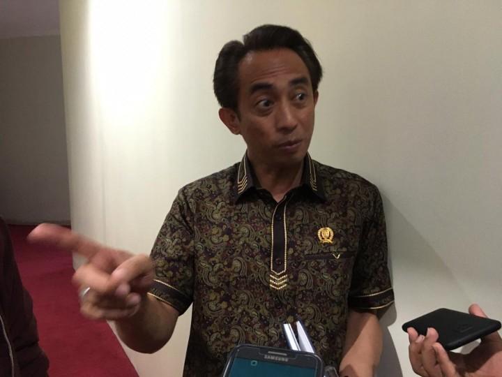 Komisi II Kawal Proyek Pembangunan Pasar Citra Mas Lok Tuan