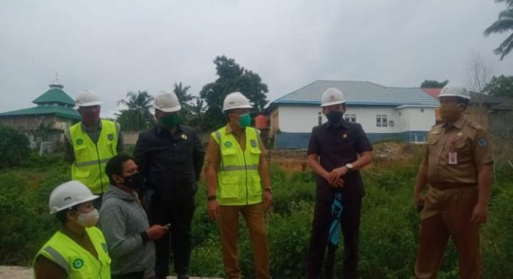 Lurah Loktuan: Persoalan Drainase Buntu Akibat Pembangunan Citra Mas Sudah Selesai