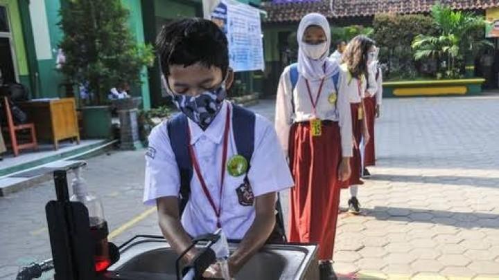 Pro Kontra Sekolah Tatap Muka di Bontang