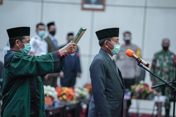 Sutarmin Janji Teruskan Perjuangan Etha untuk Kepentingan Konstituen