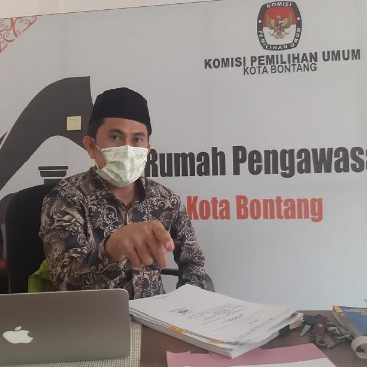 KPU Bontang Prioritaskan Tenaga Kesehatan di TPS saat Hari Pemungutan Suara