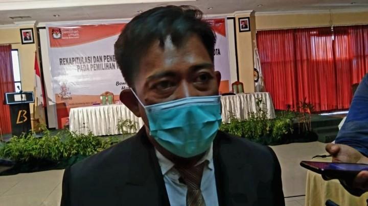 KPU Tetapkan Basri - Najirah Wali Kota dan Wawali Terpilih Pekan Depan