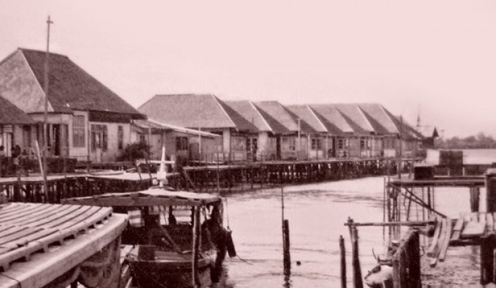 Onder Van Distrik Bontang; Penamaan Belanda dalam Sejarah Bontang