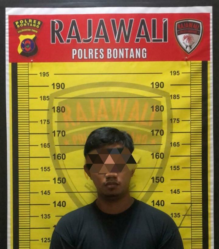 Pelaku Penyerang Sekurity di Pasar Tamrin Ditangkap Polisi