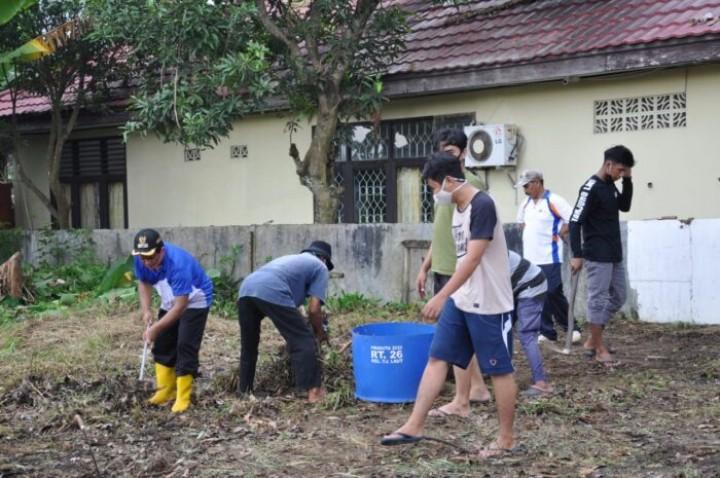 Program Satu Satu Berlanjut ke RT 26 Tanjung Laut