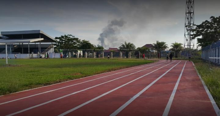 Sejarah Lang-Lang, Bekas Kuburan & Lapangan Bola Kampung  Sejak 1950an
